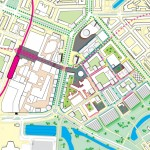 Plankaart Zuidplein/Motorstraatgebied