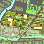 Plankaart Oud Crooswijk