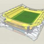 Impressie stadion 1